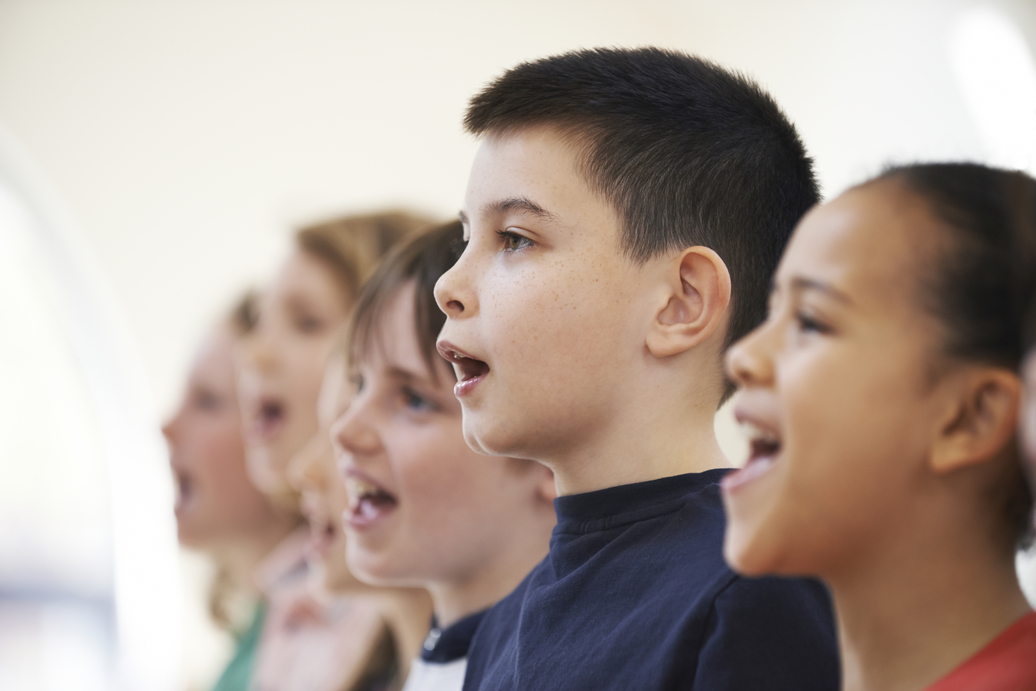 'Let's Sing': Singing Lessons for Primary Schools