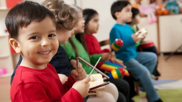 Fun and Engaging Music Education for Preschool Children