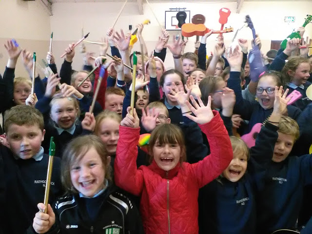 'Learn & Explore' in Rathgormack NS: The Big Finale