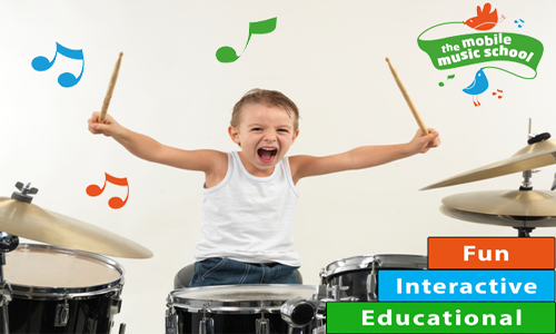 Our Most Popular Music Workshop for Schools Is…