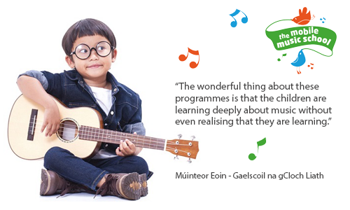Afterschool Music Programmes: Hands-on Guitar Lessons
