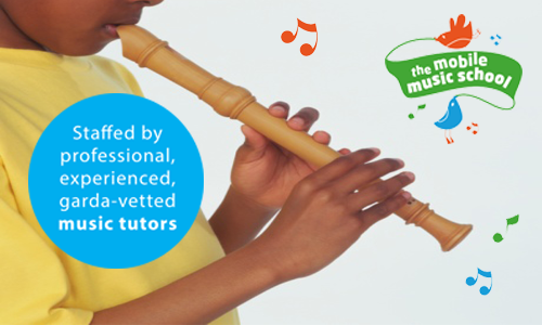 Classroom Music Programmes in Portlaoise ETNS