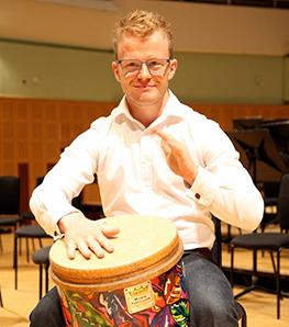 mobile music school drumming tutor