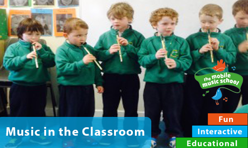 Classroom Music: Music Lessons for Primary School