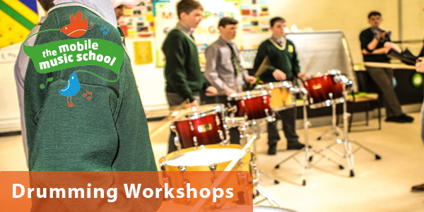 Which Drumming Workshop is right for your School?