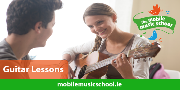 Fun-filled Guitar Lessons in Stratford College