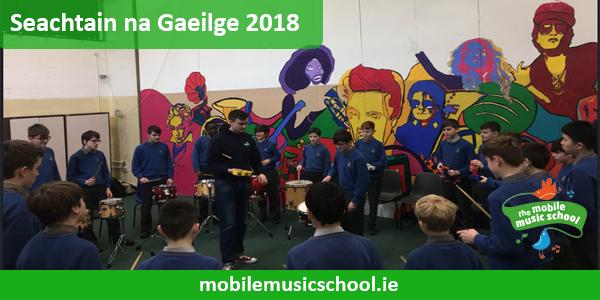 Seachtain na Gaeilge Mobile Music School