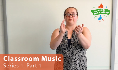 MMS Tutor How-to Guides: Classroom Music – Series 1, Part 1