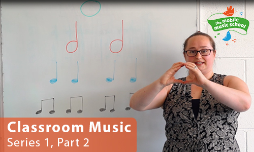 MMS Tutor How-to Guides: Classroom Music – Series 1, Part 2
