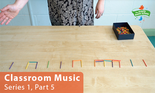 MMS Tutor How-to Guides: Classroom Music – Series 1, Part 5
