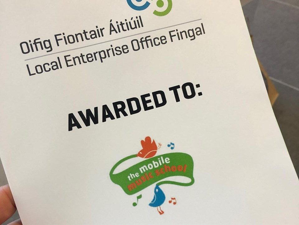 We Have Been Selected for the Fingal Trading Online Voucher!