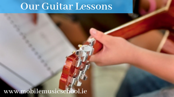 Why You Should Consider Guitar Lessons for Your Child