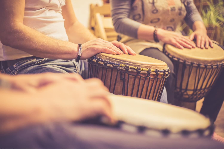 Secondary School Workshops: Let's Drum in Gonzaga College
