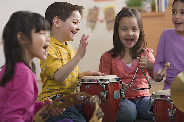 music for lessons for primary schools