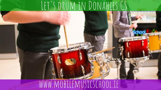 Let's Drum in Donahies CS