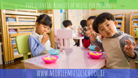 music for preschools