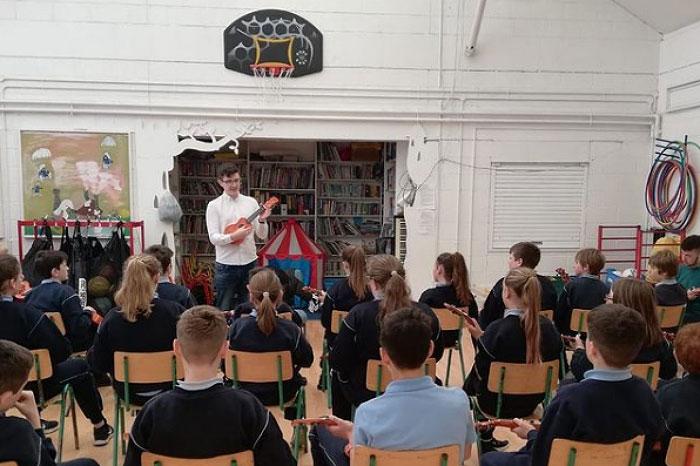 Music Classes in Schools: Our Ukulele Classes